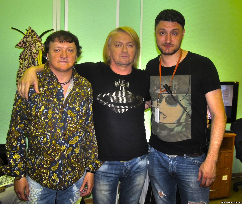 Сергей Ананичев и Анатолий Борисов