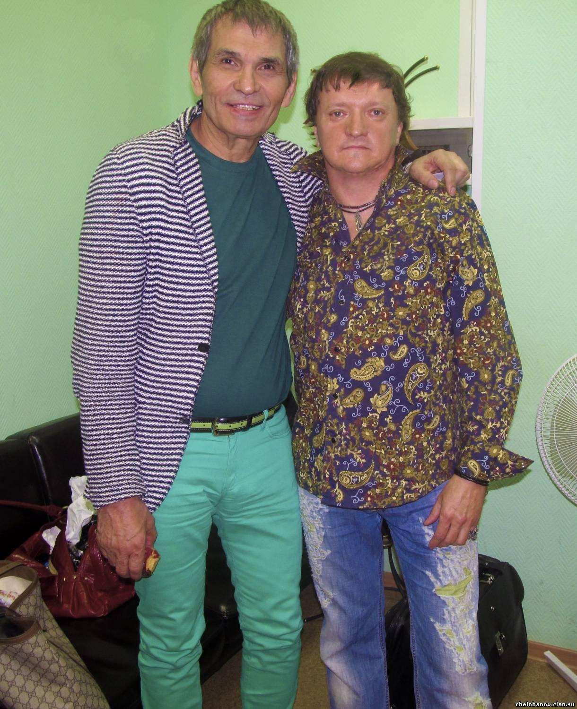Бари Алибасов и Сергей Ананичев